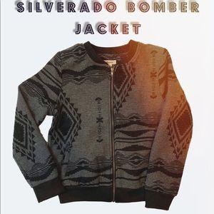 fa7a42c3e Jackets   Blazers - Aztec print bomber jacket